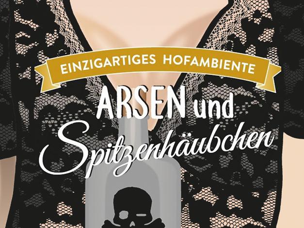 Arsen und Spitzenhäubchen - Schlossfestspiele Hagenwil, Florian Rexer